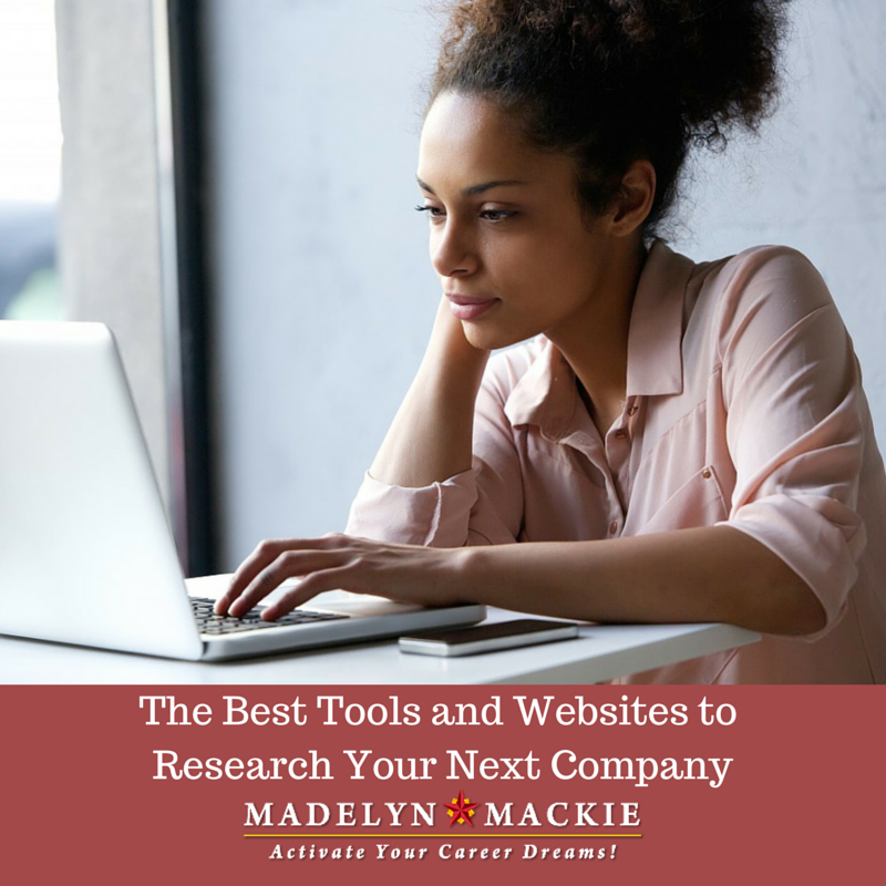 The Best Tools and Websites to Research Your Next Company