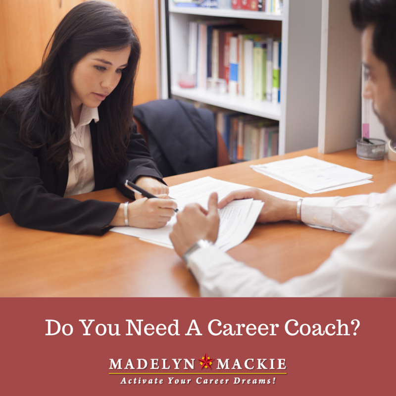 Do You Need A Career Coach?