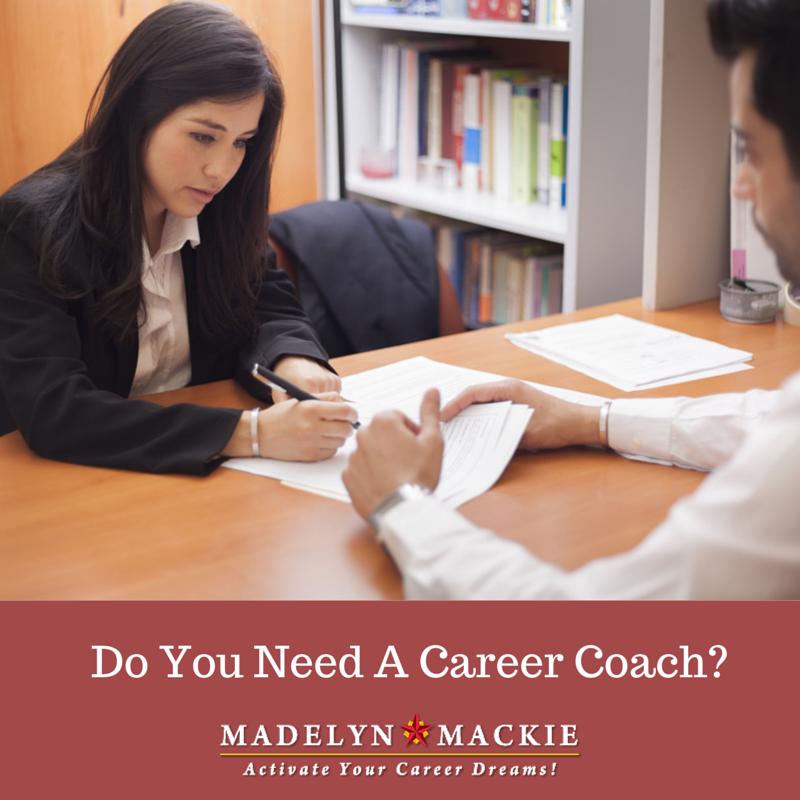 Do You Need A Career Coach?