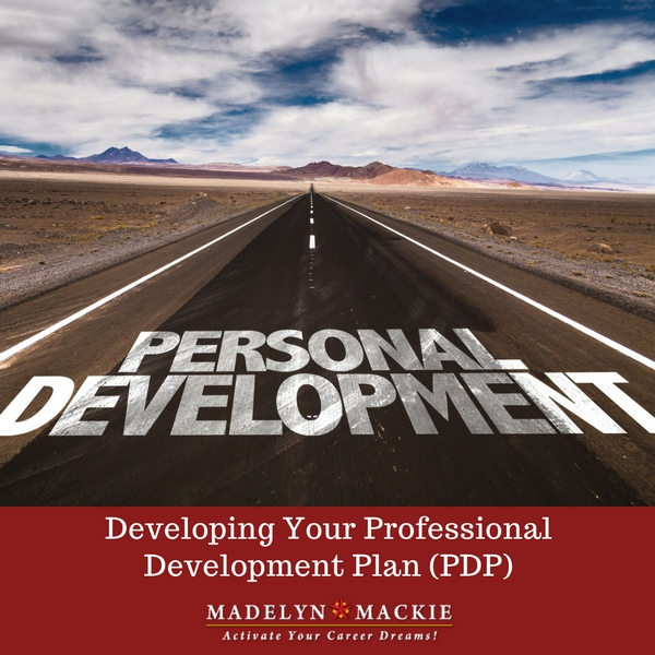 Developing Your Professional Development Plan (PDP)