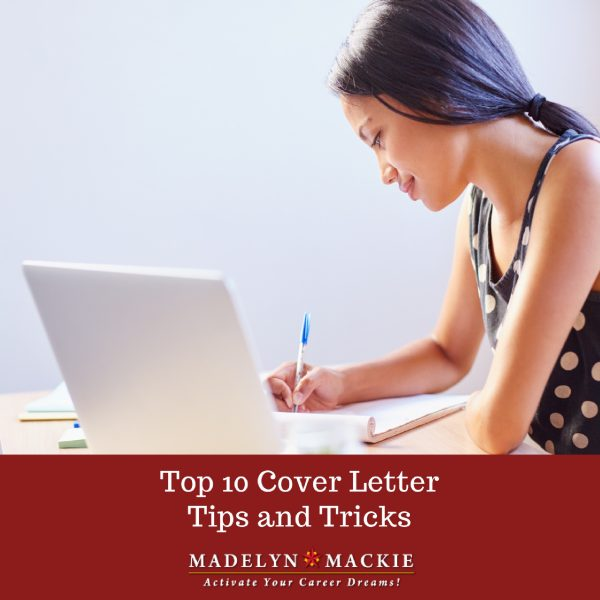 Top 10 Cover Letter Tips and Tricks